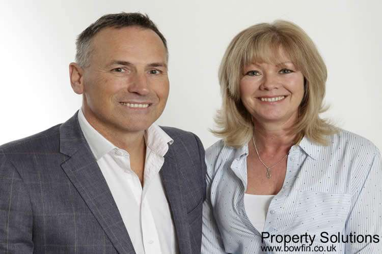 Bowfin property solutions Russell and Jo Bowyer