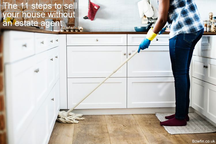 The 11 steps to sell your house without an estate agent