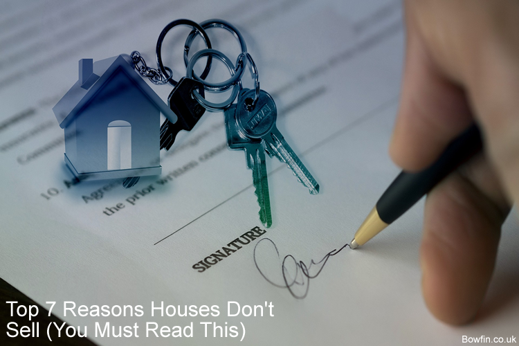 Top 7 Reasons Houses Don't Sell - You Must Read This