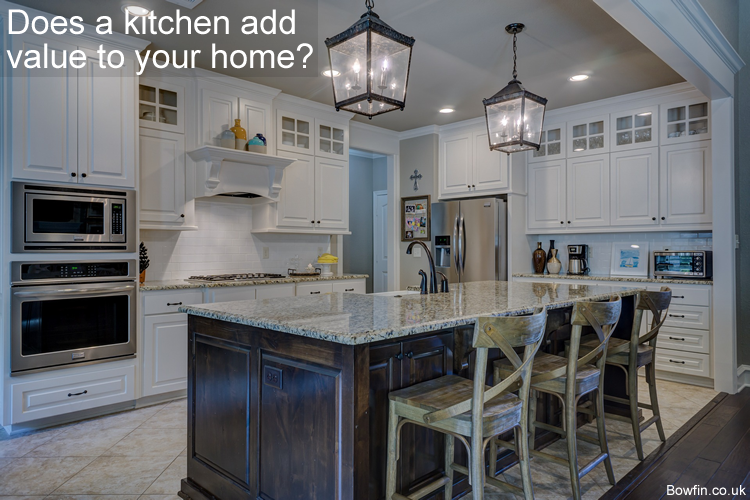 Does a kitchen add value to your home