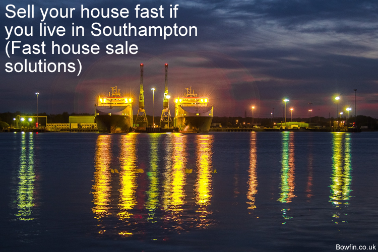 Fast House Sale Southampton - What is the average time to sell a house in Southampton?