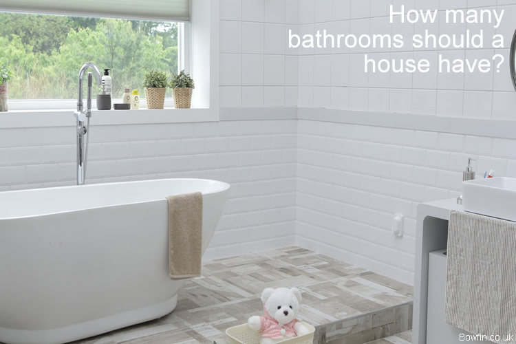 How many bathrooms should a house have