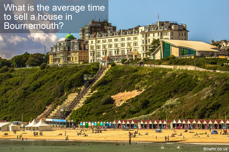 What is the average time to sell a house in Bournemouth - fast house sale Bournemouth