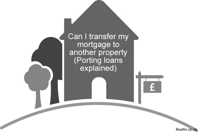 Can I transfer my mortgage to another property - Porting loans explained