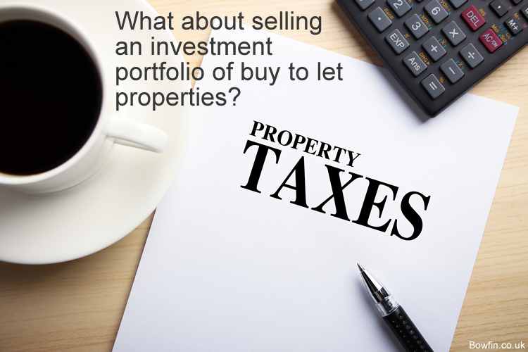 Considering the Section 24 impact on your decision to sell your buy to let investment portfolio