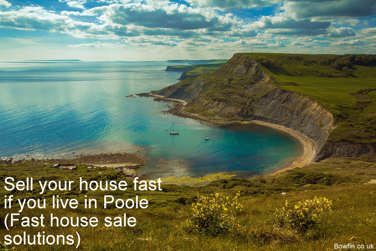 Sell your house fast if you live in Poole - Fast house sale solutions