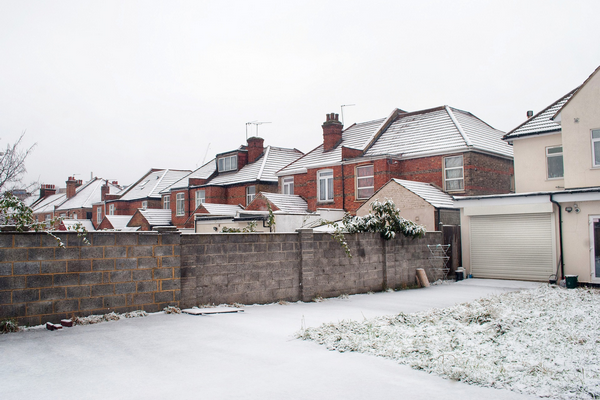 If you are going to be freezing cold which is the cheapest way to heat a house without central heating