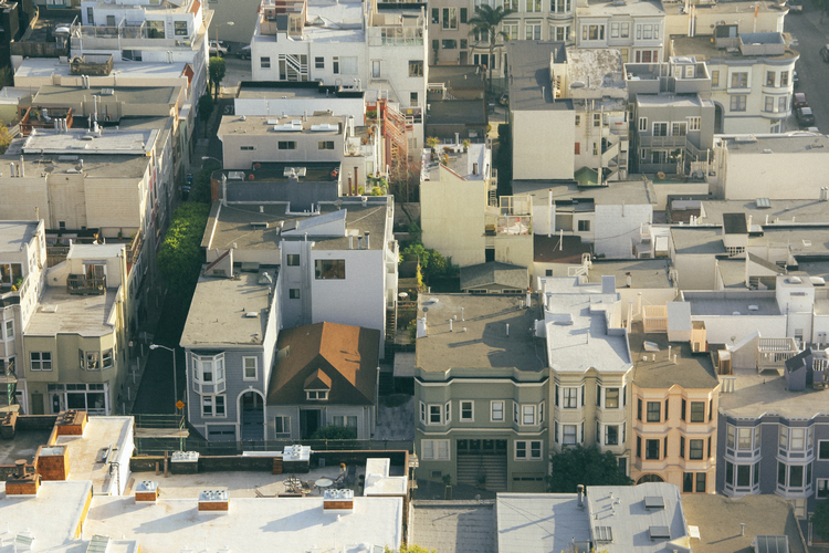 Should you buy a house with a flat roof